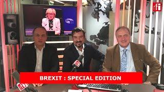 RFI Paris Live Brexit special