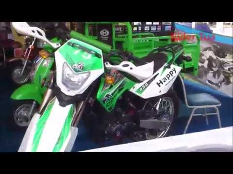 Motor Trail MX 200 Happy Motorcycle