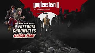 VideoImage2 Wolfenstein II: The New Colossus Digital Deluxe Edition