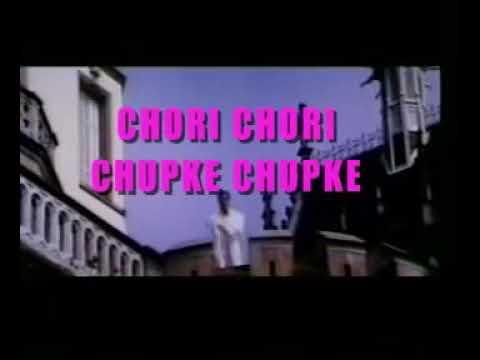 Chori Chori Chupke Chupke (Karaoke)