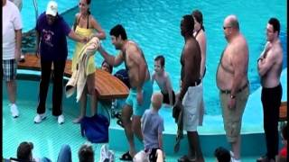 Carnival Magic & Hairy Chest Contest 1 -- December 19, 2011