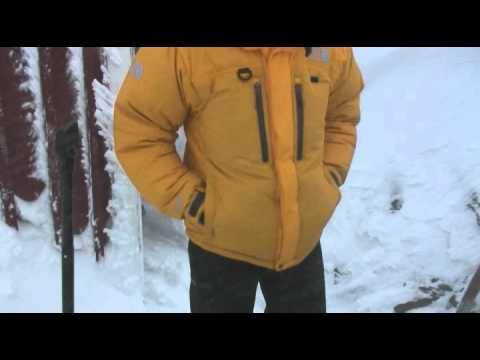 Doudoune The North Face Himalayan Windstopper T93L2LJK3