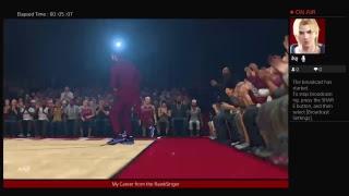 Rawksinger's Live PS4 Broadcast Nba2k19 Career All-Star Level