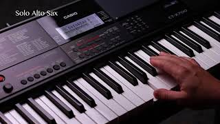 More On The Casio CT-X700 Keyboard