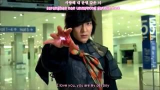 [Faith OST MV] CARRY ON   ALi [ENGSUB + Romanization + Hangul