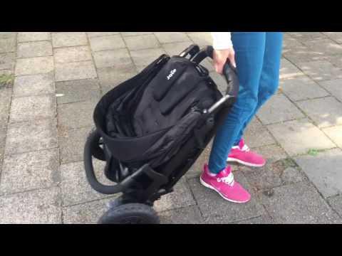 Joie Litetrax 4 Air Buggy Sportwagen Erfahrungsbericht deutsch