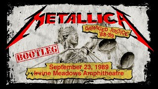 Filmed on Lars' personal camcorder at Irvine Meadows Amphitheatre in Irvine, CA on September 23, 1989.  Don't expect some fancy pro-shot video this time around! Subscribe for more videos: https://tallica.lnk.to/subscribe  Filmed by Otto Weyer Audio recorded by the Metallica Crew off the soundboard Additional audio recorded in the audience by Karl Lundmark Audio made listenable by Greg Fidelman Audio transferred by Kent Matcke Video footage transferred with the help of Brad Mindich & Rebecca Holzman  Listen to Metallica: https://tallica.lnk.to/listen  Follow Metallica: Website & Store: http://www.metallica.com Official Live Recordings: http://www.livemetallica.com Instagram: http://www.instagram.com/metallica Facebook: http://www.facebook.com/metallica Twitter: http://www.twitter.com/metallica  © 1989 Blackened Recordings