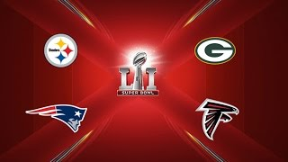 AFC & NFC Championship Games Head-to-Head Matchup Preview | NFL Now