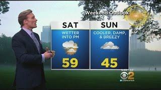 Wet Weather Ahead This Weekend