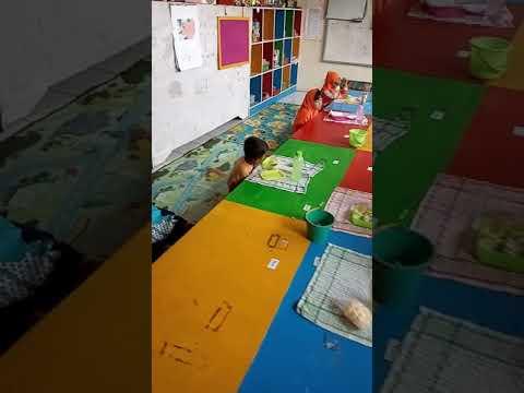 Tata Cara Sebelum Makan PAUD SPNF SKB Kota Bengkulu