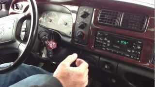 2002 Dodge Ram Diesel 4x4 Manual Wheel Kinetics