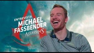 Michael Fassbender habla de Assassin's Creed
