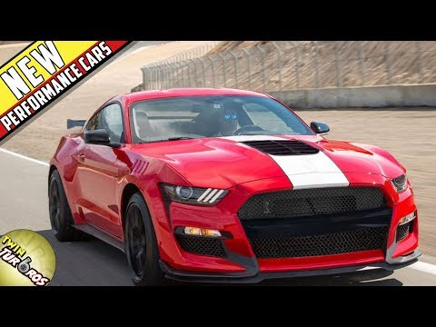 Most Anticipated Performance Cars Of 2019!