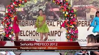 preview picture of video 'Señorita PREFECO Zitácuaro 2012 - mizitacuaro.com'