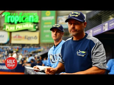 Rays need luck to complete 2-city plan with Tampa Bay, Montreal - Jeff Passan | Golic & Wingo
