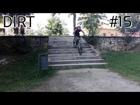 DIRT #15 — Pumptrack e apresentação da nova bike