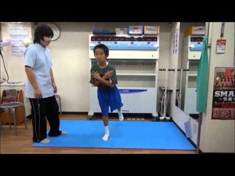 【小学生】連動バランス