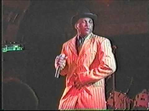 Morris Day and The Time - Chocolate (Cover)
