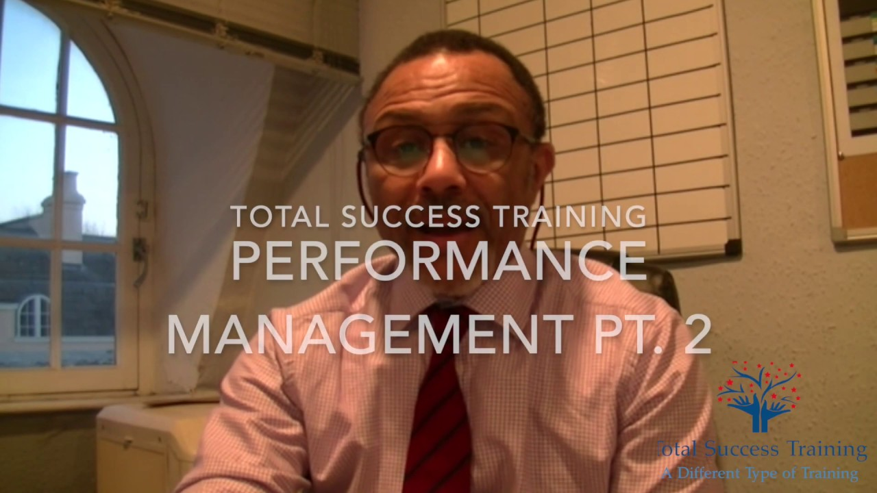 What is Performance Management Pt. 2