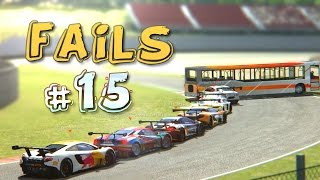 Racing Games FAILS Compilation #15