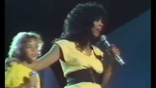 Donna Summer - State Of Independence video