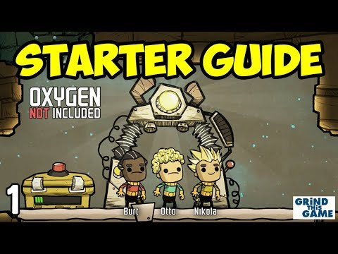 Can u give me some beginnner advice? :: Oxygen Not Included General