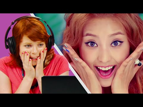 Irish People Watch K-Pop For The First Time