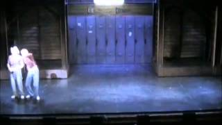 Derek Hough in Footloose the Musical - 'I Can't Stand Still'