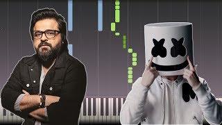 Marshmello & Pritam - Biba (Piano Ver.)