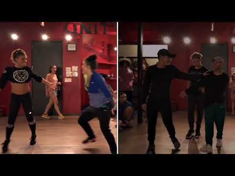 Sean Lew vs Jade Chynoweth Without You Willdabeast Choreo