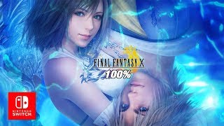 🔴 Final Fantasy X HD | Completando el 100% | Parte 5 | Nintendo Switch