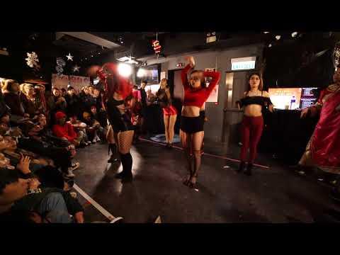 deFLOWER BALL: ASIAN CUNT showcase