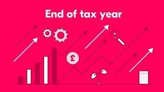 End of Tax Year 2018/19 Webinar