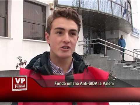 Fundă umană Anti-SIDA la Văleni