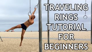 Traveling Rings Tutorial for Beginners with Antranik