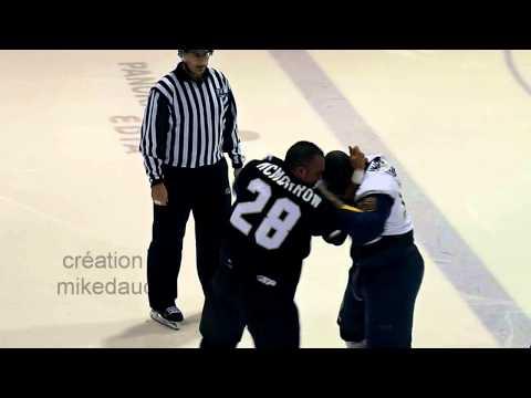 Sean McMorrow vs. Samuel Duplain