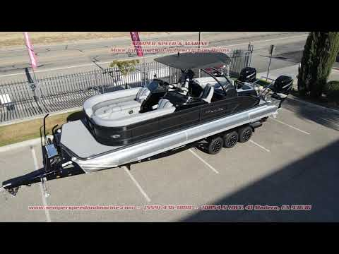 2021 Manitou 27 LX RFXW Dual Engine in Madera, California - Video 2