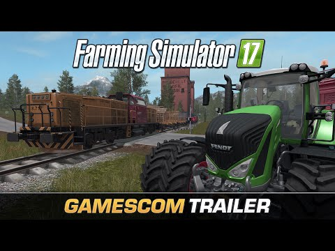Farming Simulator 17 Steam Key GLOBAL - video trailer