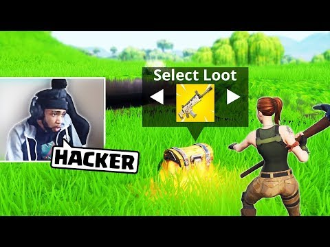 7 Fortnite YouTubers Who Ran Into HACKERS Live! (Season 7)