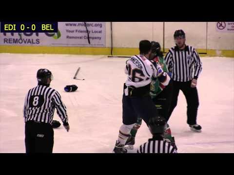 Riley Emmerson vs. Kevin Westgarth