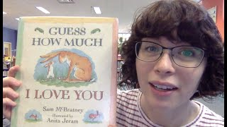 Virtual Story Time with Miss Abbey – Guess How Much I Love You