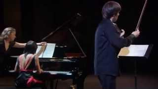 """Yuja Wang & Joshua Bell : Beethoven - Violin Sonata No. 9 """"Kreutzer"""" Opus 47"""