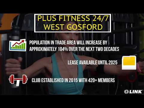 Plus Fitness 24/7 West Gosford in Sydney - Greater NSW | SEEK Business