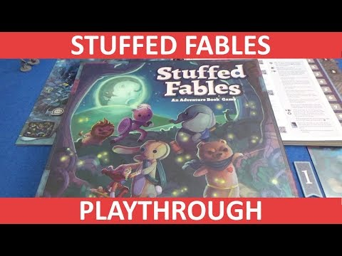 Stuffed Fables - Playthrough - slickerdrips