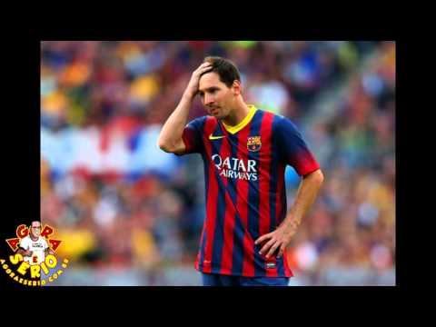 Messi será julgado por fraude fiscal e pode pegar 22 meses de prisão