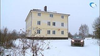 В Малой Вишере гендиректора строительной фирмы осудили за получение денег за непроизведенный ремонт кровли