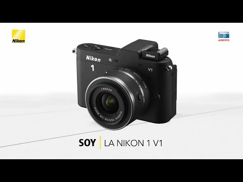 Nikon 1 V1 - Cámara Digital Compacta