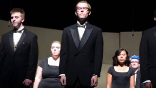 Close Every Door from Joseph by Andrew Lloyd Webber-  Roy High School Chamber Choir