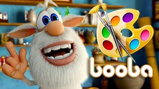 Booba - Artist - Compilation №12 - funniest cartoon video - Moolt Kids Toons