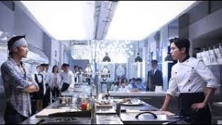 Cook Up a Storm- Restaurant competition scene